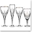 Waterford Crystal, Lismore Nouveau Platinum Crystal Flute, Single, Special Order