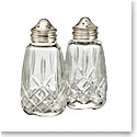 Waterford Crystal, Lismore Salt And Pepper Shaker Set