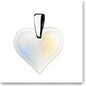 Lalique Amoureuse Beaucoup Heart Pendant, Opal