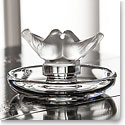 Lalique Crystal, Ring Holder Pin Tray, Two Lovebirds