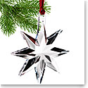 Orrefors Crystal 2018 Annual Christmas Ornament, Star