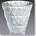 Lalique Crystal, Vase Provence
