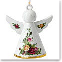 Royal Albert Old Country Roses Angel 2018 Ornament