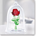 Swarovski Crystal, Disney Beauty and The Beast, Enchanted Rose