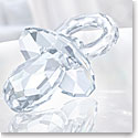 Swarovski Crystal, Clear Pacifier