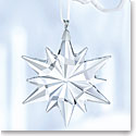 Swarovski Crystal, 2017 Little Star Crystal Ornament