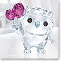 Swarovski Crystal, Lovlots Hoot the Owl, Let's Celebrate
