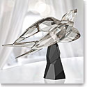Swarovski Crystal, Swallow Sculpture