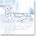 Swarovski Nativity Scene, Ox