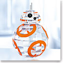Swarovski Crystal, Star Wars BB-8 Sculpture