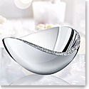 Swarovski Crystal, Minera Decorative Crystal Bowl, Medium