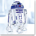 Swarovski Crystal Star Wars R2-D2 Sculpture