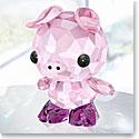Swarovski Crystal, Lovlots Zodiac Determined Pig