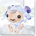 Swarovski Crystal, Lovlots Zodiac Sincere Sheep