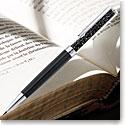 Swarovski Crystalline Ballpoint Pen, Jet Black
