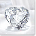 Swarovski Crystal, Brilliant Heart, Large