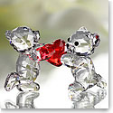 Swarovski Kris Bear, My Heart Is Yours