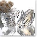 Swarovski Love Swans, Pair