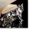 Swarovski Crystal, German Shepherd