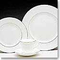 Wedgwood China Signet Platinum, 5 Piece Place Setting Victorian