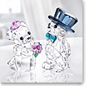 Swarovski Kris Bears You and I