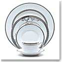 Vera Wang Wedgwood China Vera Lace, 5 Piece Place Setting