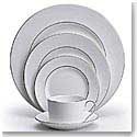 Vera Wang Wedgwood China Blanc Sur Blanc, 5 Piece Place Setting