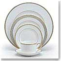 Vera Wang Wedgwood China Grosgrain Bread and Butter Plate, Single