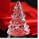 Waterford Medium Christmas Tree Sculpture, Clear