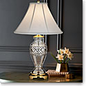 "Waterford Crystal, Kilmore 27 1/2"" Table Crystal Lamp"
