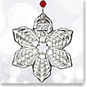 Waterford 2017 Mini Snowflake Ornament