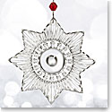 Waterford Crystal, 2017 Mini Star Crystal Ornament