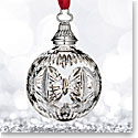 Waterford Crystal, 2018 Times Square Ball Crystal Ornament