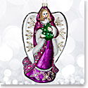 Waterford 2017 Holiday Heirloom Sensations Ava Angel Ornament
