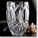 "Waterford Crystal, Ashbourne Heritage 8"" Crystal Vase"