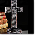 Waterford Crystal, Diamond Standing Crystal Cross