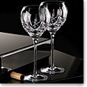 Waterford Crystal, Eimer Crystal Balloon Wine, Pair