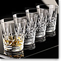 Waterford Crystal, Eimer Whiskey Crystal DOF Tumblers, Set of Four