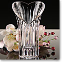 "Waterford Crystal, 5"" Heart Crystal Vase"