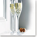 Waterford Crystal, Huntley Toasting Flutes, Pair