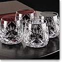 Waterford Huntley Vodka Shooters, Shot Glasses, Set of Four