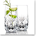 Waterford Crystal Huntley Hiball Glasses, Pair