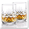 Waterford Crystal Huntley OF Whiskey Tumblers, Pair
