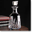 Waterford Crystal, Lismore Bottle Whiskey Crystal Decanter