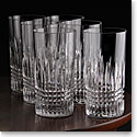 Waterford Crystal, Lismore Diamond Crystal Hiball Tumbler, Boxed Set 5+1 Free