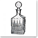 Waterford Lismore Diamond Square Crystal Decanter