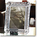 "Waterford Crystal, Lismore 8 x 10"" Picture Frame"