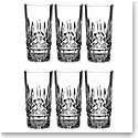 Waterford Crystal, Lismore Crystal Hiball Tumbler, Boxed Set 5+1 Free