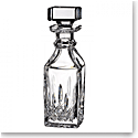 Waterford Lismore Square Whiskey Crystal Decanter