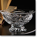 "Waterford Tracy 6 1/2"" Footed Bowl"